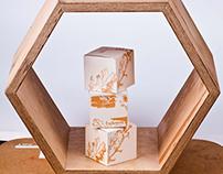 Print & design / Snail CAVIAR packaging