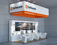 Sarbacane Booth in paris