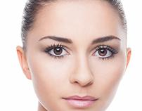 Model Giannina Retouch