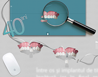 Website - www.dentaldesignimplant.ro