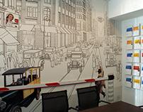 Mural - Chicago 30's