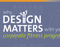 Corporate Fitness Infographic