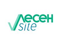 lesen.site logo design