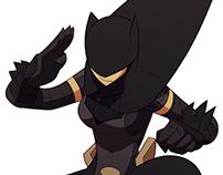 batgirl - cassandra cain