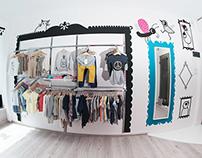 MILOVE / Concept Store / 2014