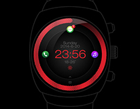 Geak Watch UI Design II