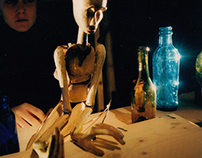 VISUAL THEATER -PUPPET DESIGN AND SCENOGRAPHY.1