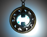 Shadows - Medallion Prop design