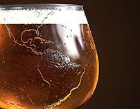 3D Beer Goblet
