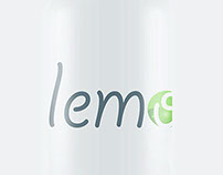 Lemomn \ isologo + packaging design by Jaime Claure