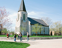 Campus Imagery - Indiana Wesleyan University
