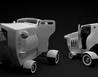 Modelado de vehículo