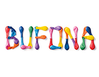 BUFONA, Something like a typeface.