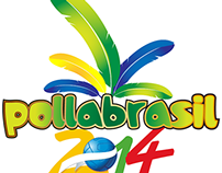 Pagina web PollaBrasil2014