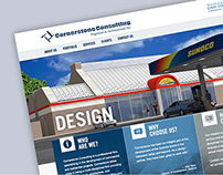 Cornerstone Consulting Website & Development