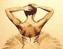 Aguada - Bailarina de ballet