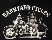 Barnyard Cycles Mechanic Shirt