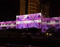 Sharjah Light Festival 2016 / Hemera