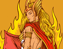 """She-Ra"" Princess of Power"