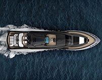 Palmer Johnson 48M SuperSport Yacht