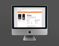 Latitude Wireless website
