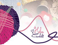 Heba crochets logo