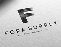 Logo FORA SUPPLY