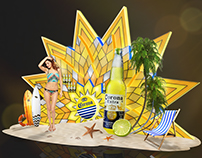 Corona Exhibition