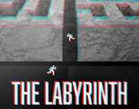 'The Labyrinth' | 1 Day Project (Freelance Commission)