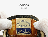 Adidas Group. Website