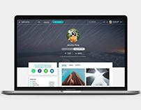 Freehunter網頁設計(Web Design)