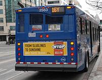 WTOP Bus Ads