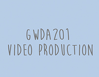GWDA201 | Video Production