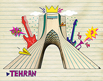 Single track TEHRAN