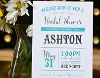 Ashton Bridal Shower