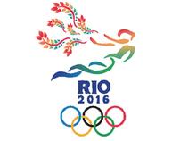 Rio De Janeiro 2016 Olympic Games - Branding