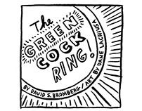 The GREEN COCK-RING, a Superhero Parody.