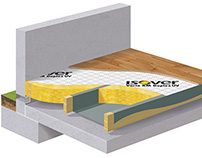 ISOVER Floor and Wall insulation