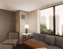 Hotel Interactive Visualization