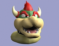 The Cave Bowser