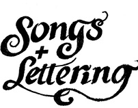 Songs + Lettering