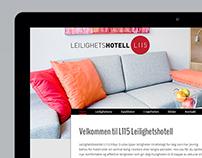 L115 Leilighetshotell Responsive Website