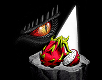 Mike's Harder Dragonfruit Can Designs