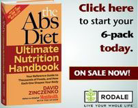 Abs Diet: Ultimate Nutrition Handbook