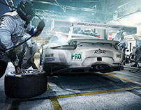 24 HOURS OF LE MANS 2014 FOR MICHELIN AND TBWA PARIS
