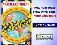 Don't Go There! by Peter Greenberg