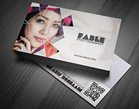 Photography Pro Business Card vol.8