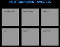 Positionnement avec CSS