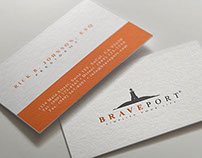 BRAVEPORT :: Branding and Website