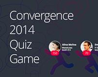 Convergence 2014 Quiz Game
